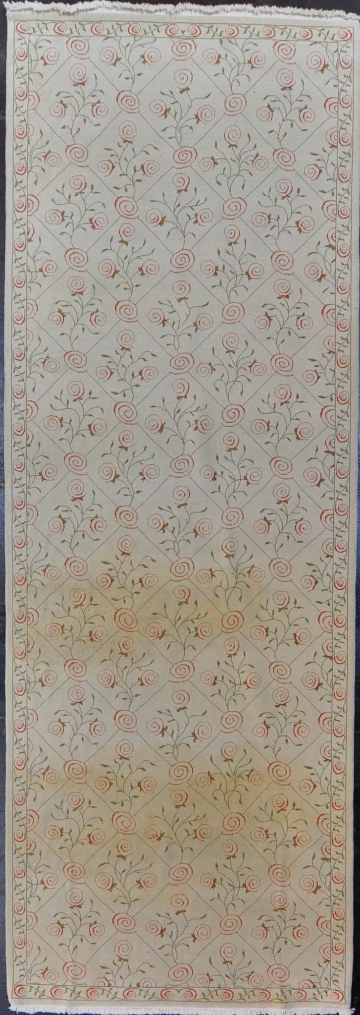 Rug Id: 38269 English garden des 4.7x12.9