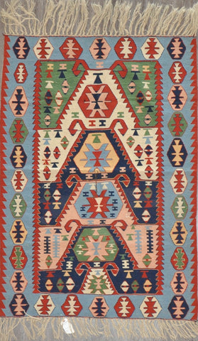 4.0x6.0 kilim turkish #16306