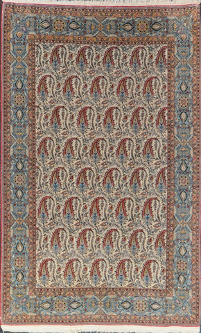 Rug Id 41146 Antique Persian Qum
