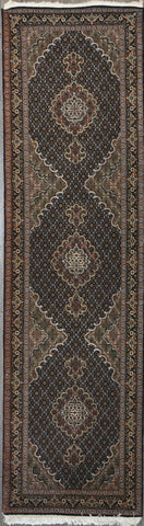 2.8x9.10 tabriz fish runner 50 Raj #60192