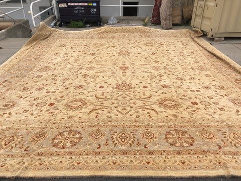 Rug Is:75170  Persian sultanabad des 20x20 ft