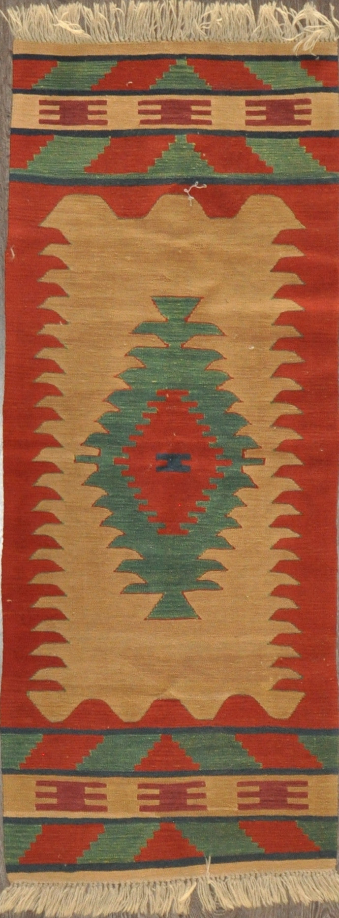 2.6x6.4 kilim turkish  #65195