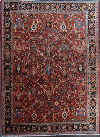 Rug Id: 63065 Antique Mahal 9.5x12.8
