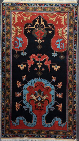 Rug Id: 68748 Antique Kazak Prayer design