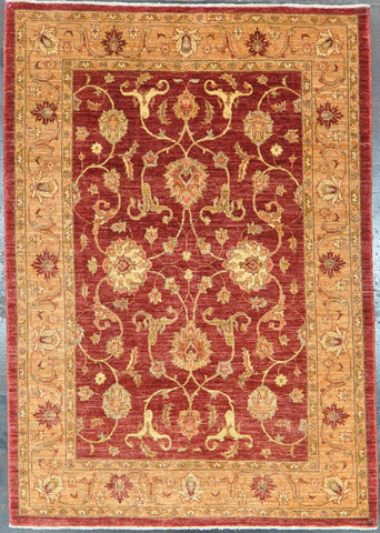 5.6x7.11 sultanabad paki wool #30732 Sold
