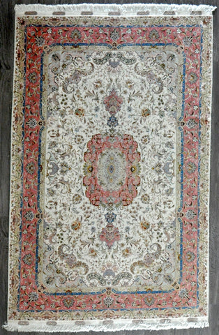 6.6x10 persian tabriz Shirfar #32403