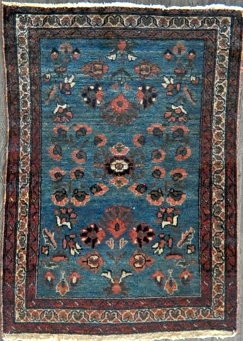 3.1x4.1 Persian antique lillihan #36093