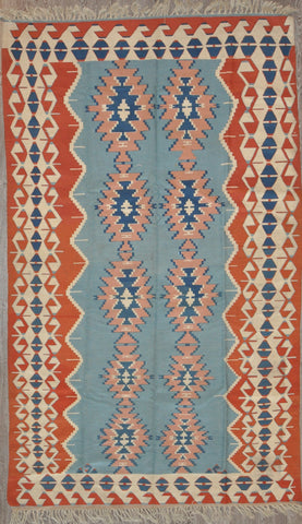 5.11x9.9 turkish kilim 2400 980 #68365