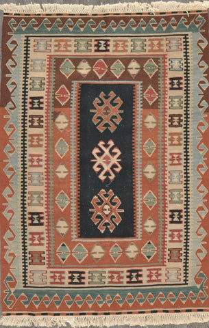 4.0x6.0 kilim turkish #35770