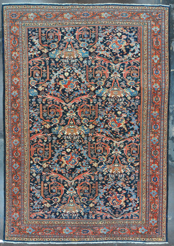 Rug Id:92378 Antique SultanAbad 10.10x15.8