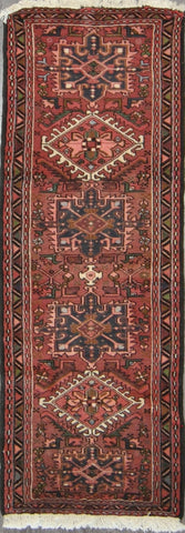 2.3x6.3 Persian heriz runner #42455