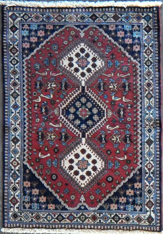 3.5x4.11 persian yalameh #32681 sold
