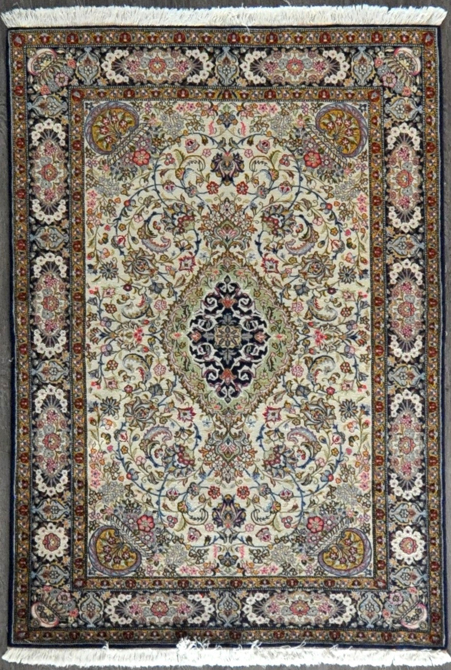 6.4x6.8 persian qum #88110 Sold