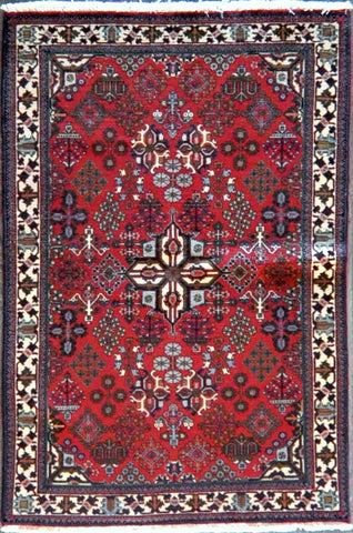 3.7x5.5 Persian Joshagan #65369