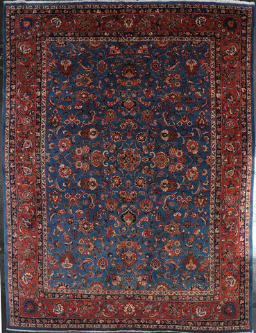 Rug Id 78114 Antique Persian Kashan 8.10x11.6