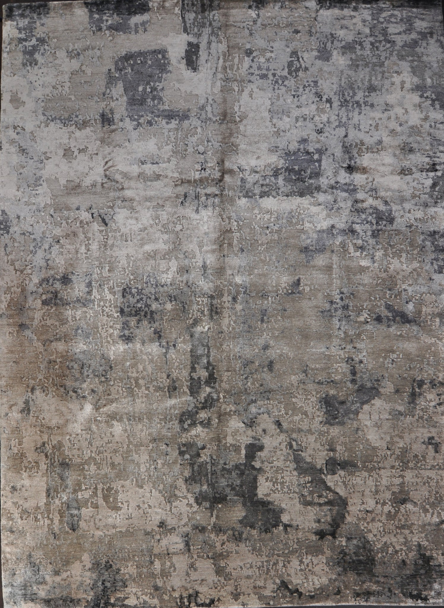 Rug Id: 1340 Indo Tebatan 9.9x13.9 all silk