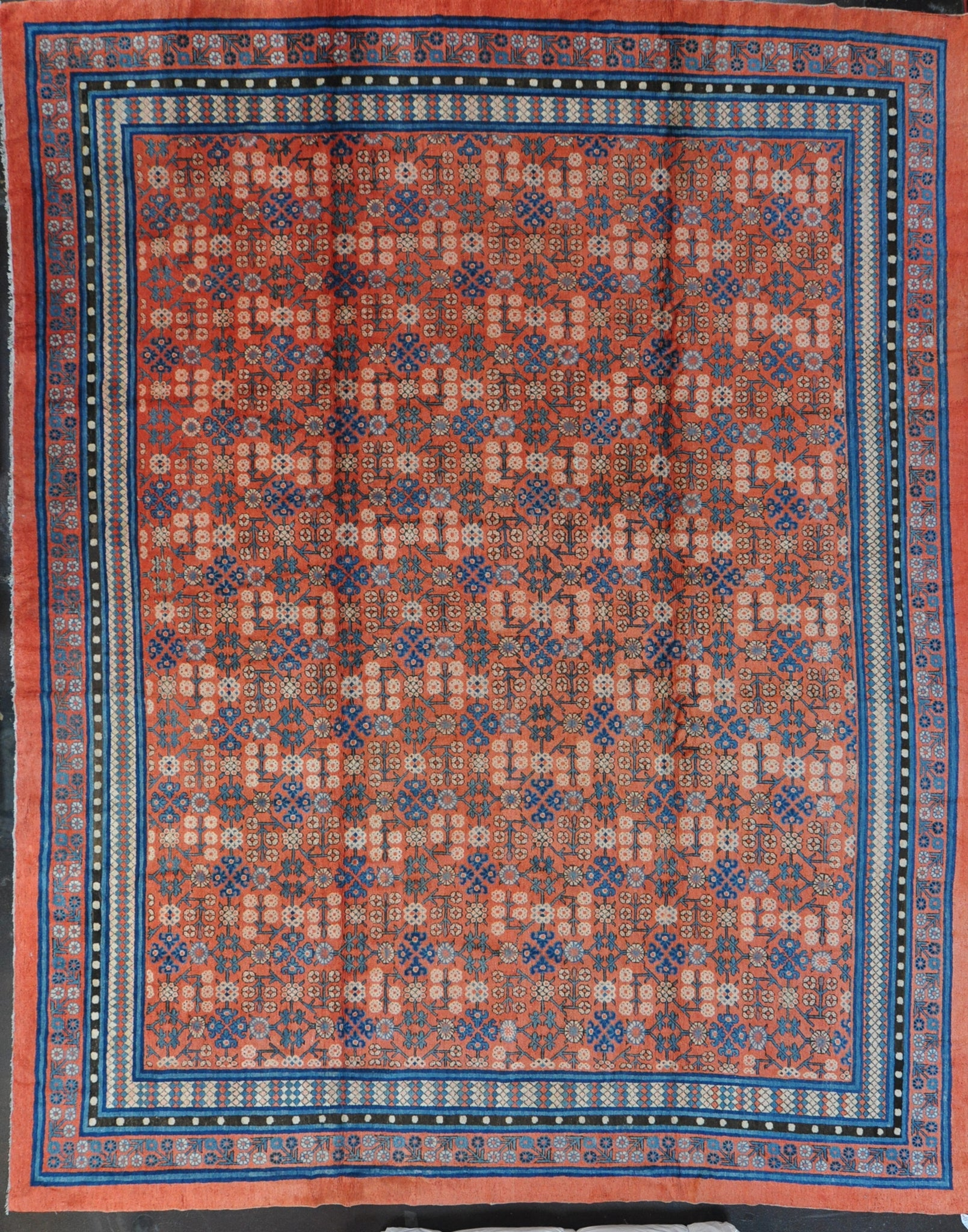 12.0x15.01 Antique khotan #38520