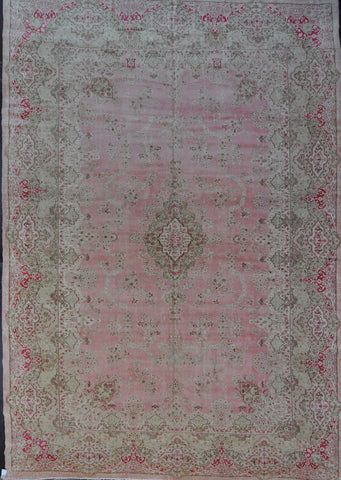 Rug Id: 3581 Antique Kerman 12.0x18.2