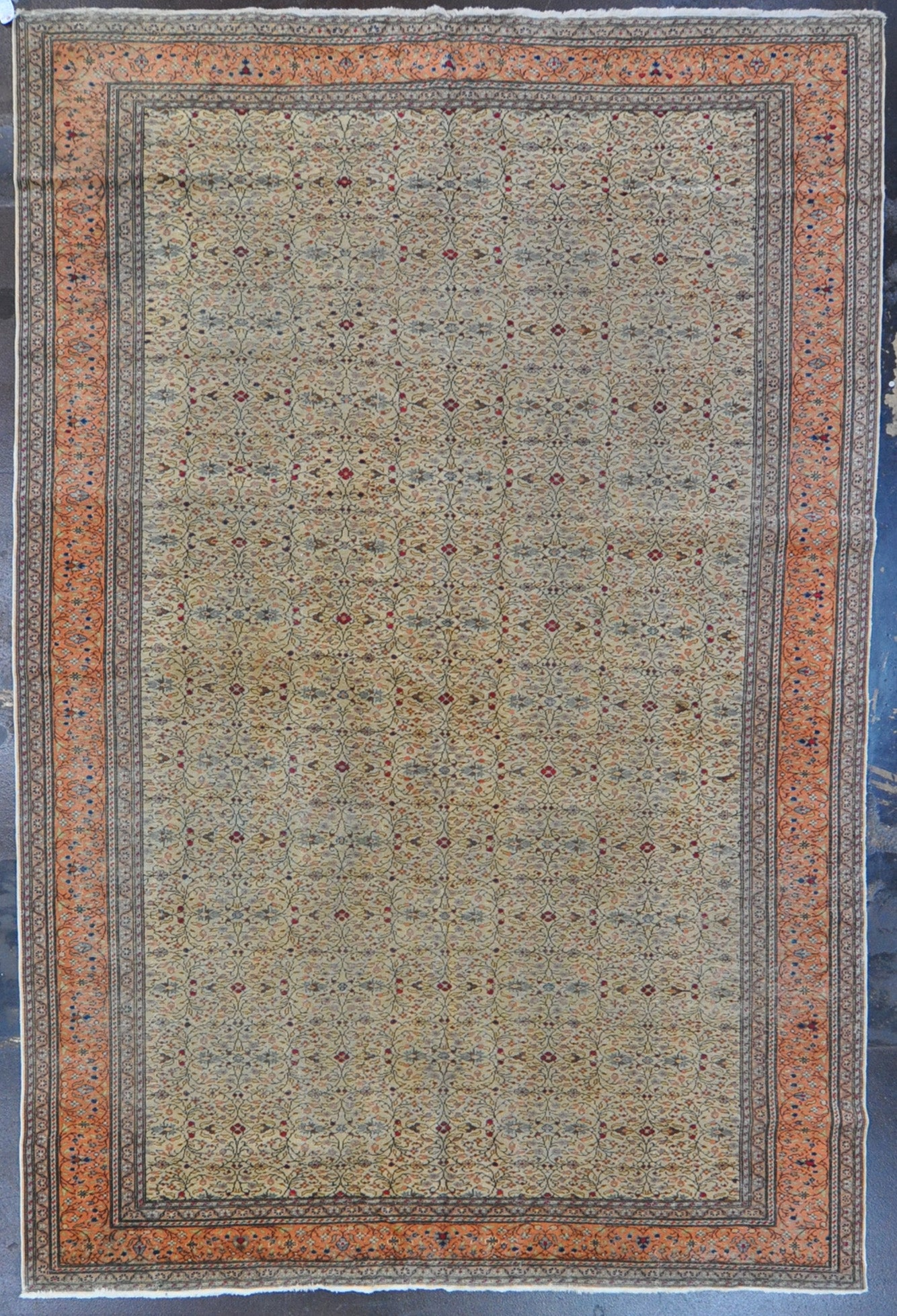 Rug Id: 4244 Antique Turkisk keysari 8x11