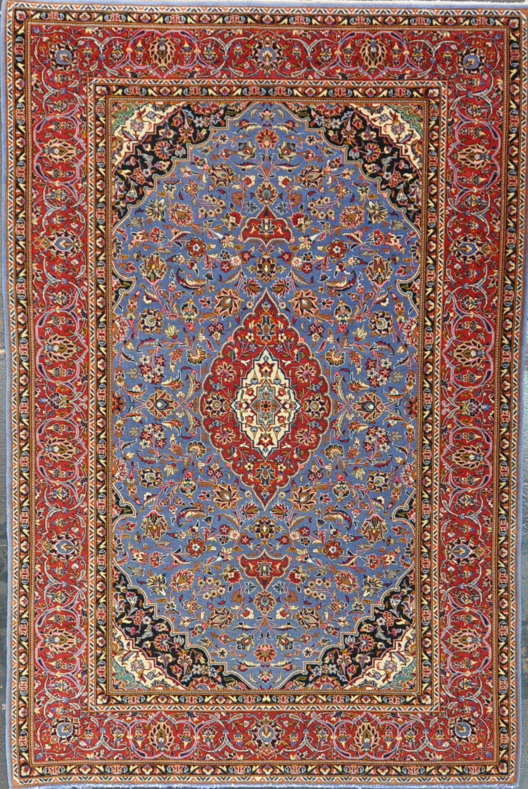 Rug Id: 23971 Persian kashan 4.8x7.0 Sold