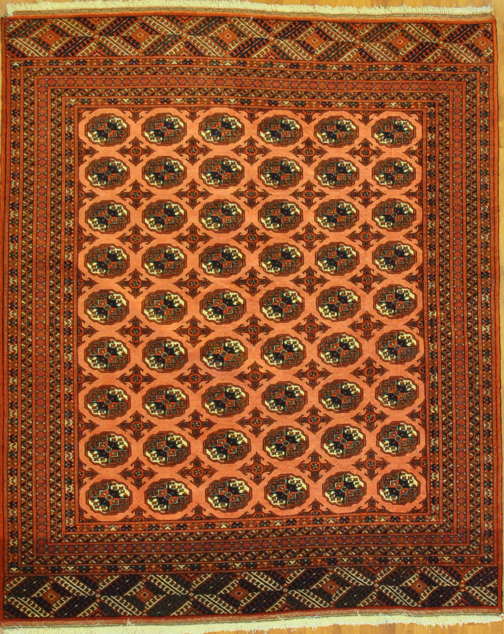 6.0x7.0 persian turkaman #20083