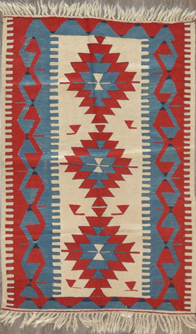 4.0x6.0 turkish kilim #77420