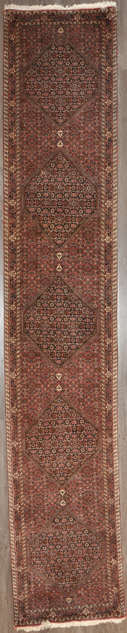 2.7x13.4 Persian bijar runner #73794