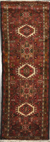 2.3x6.7 Persian heriz runner #72400