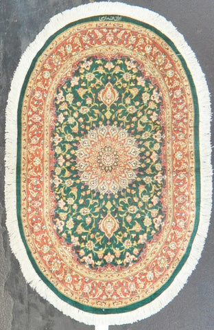 2.6x4.9 qum silk #69294 Sold
