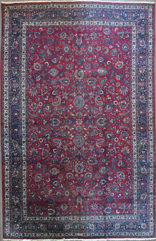 11x17  Persian antique mashad #59833