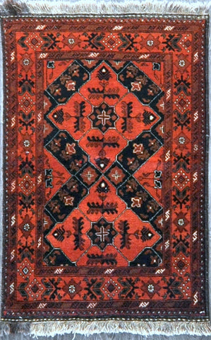 3.2x4.9 antique turkman #38962