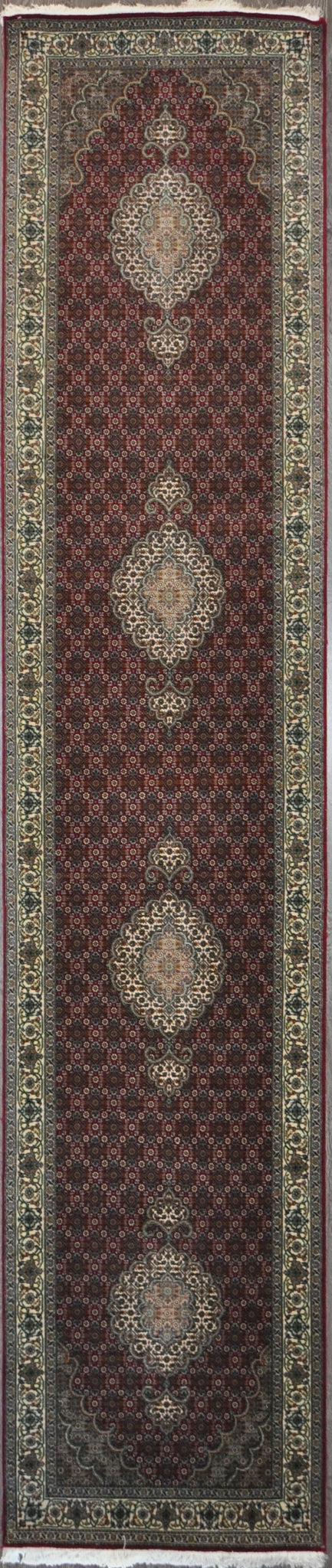 2.8x13.4 tabriz fish runner 50 Raj #32719
