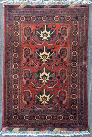 3.3x4.8 persian turkman #92451