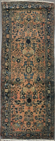 2.7x6.8 Antique persian  lillhan #95342