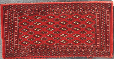 1.9x3.6 turkman wool #52928