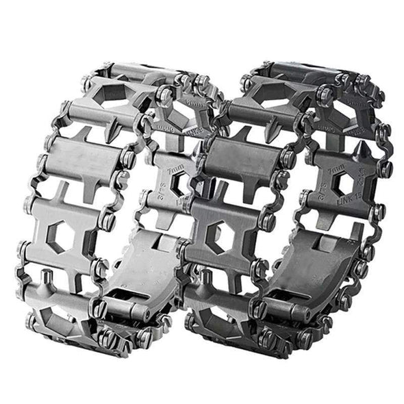 Fishing Chicago 29 in 1 Multi-Tool Bracelet