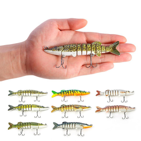 Fishing Chicago Fishy™ Premium Viper Minnow Series