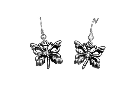 BE AMAZING Earrings - Butterfly