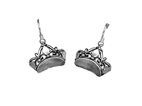 BE FAITHFUL Earrings - Crown