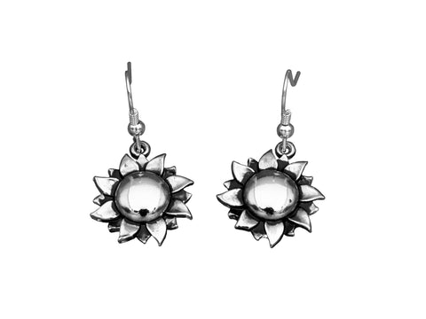 BE HAPPY Earrings - Sun