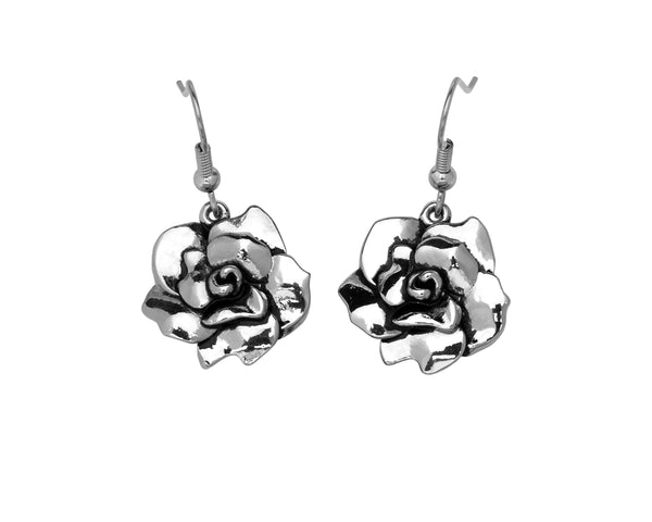 BE LOVING Earrings - Rose