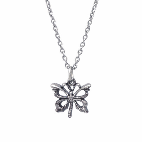 BE Values Collection - BE Amazing - Butterfly pendant