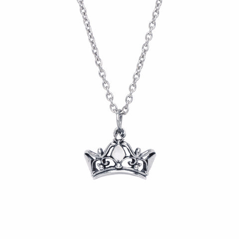 BE Values Collection - BE Faithful - Crown pendant