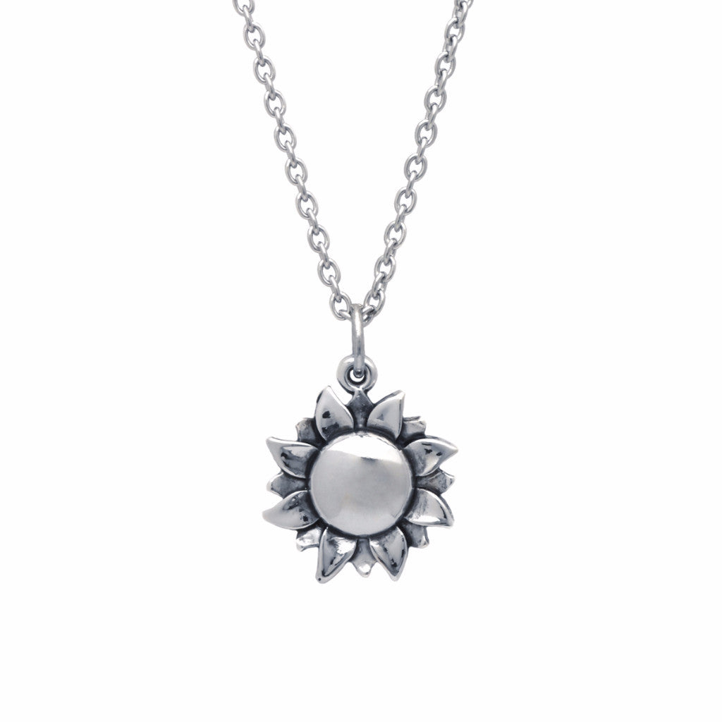 BE Values Collection - BE Happy - Sun pendant