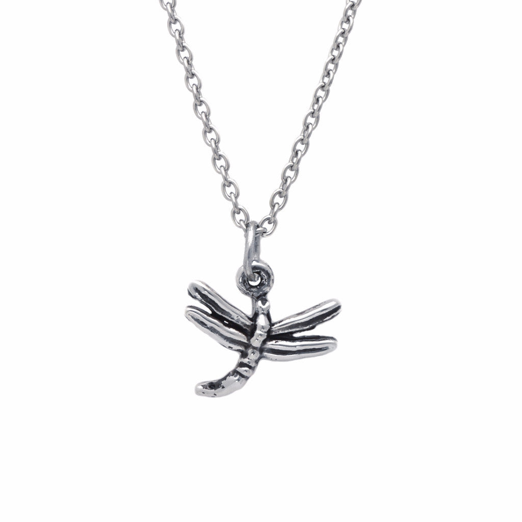 BE Values Collection - BE Honest - Dragonfly pendant