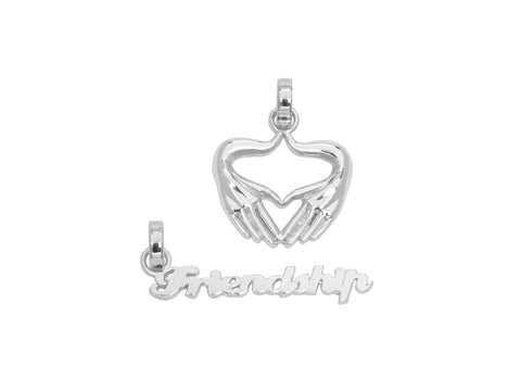 Claddagh Charms - Friendship