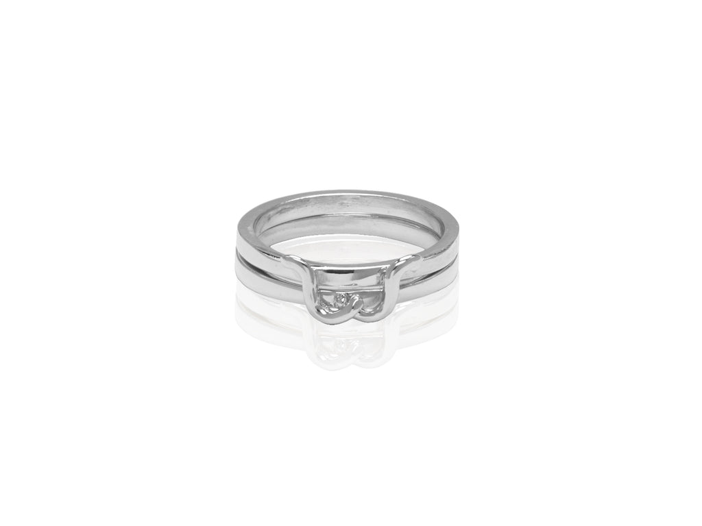 Strong Woman/Sisterwife Ring Set - Connections