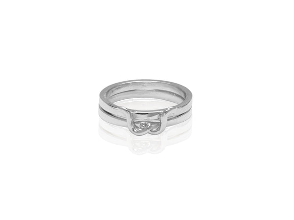 Strong Woman Ring Set - Connections