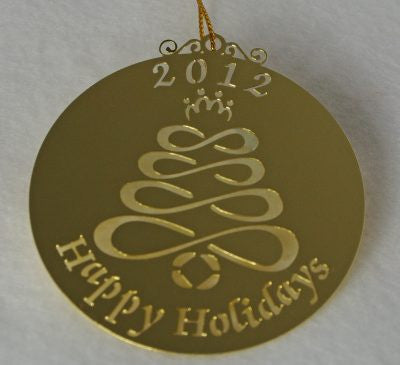 Limited Edition 2012 Holiday Ornament