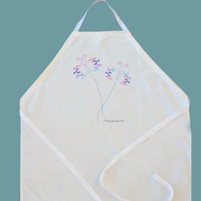 BUY MSWC APRON AND RECEIVE THE CHILDREN'S BUTTERFLY APRON FREE!